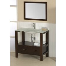 "<strong>Ronbow</strong> Contempo Kiera 37"" Bathroom Vanity Set"