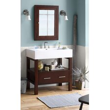 "<strong>Ronbow</strong> Contempo Rowena 36"" Bathroom Vanity Set"
