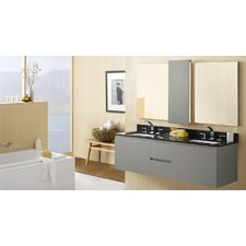 "Ariella 23"" Wall Mount Cabinet Vanity Base"