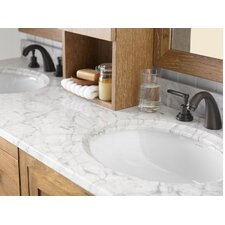 "Briella 20"" Drawer Bridge Vanity Set"