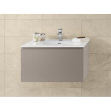 "Ariella 31"" Wall Mount Cabinet Vanity Base"