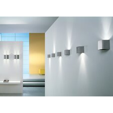 Microbox 2 Light Wall Sconce