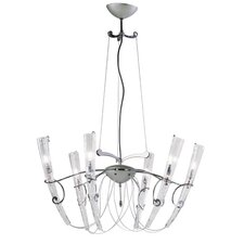 Lella Six Light Chandelier