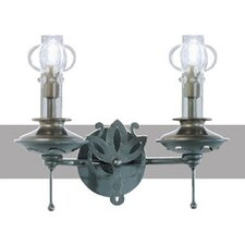 <strong>Lamp International</strong> Firenze 2 Light Wall Sconce