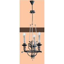 Firenze Three Light Chandelier