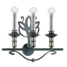 <strong>Lamp International</strong> Firenze 3 Light Wall Sconce