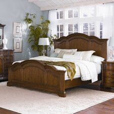 Mount Vintage Mansion Panel Bed
