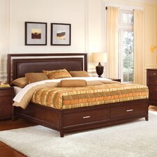 Henley Storage Panel Bed