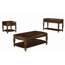 <strong>Wynwood Furniture</strong> Brendon Coffee Table Set