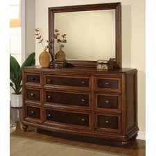 Brendon 9 Drawer Dresser