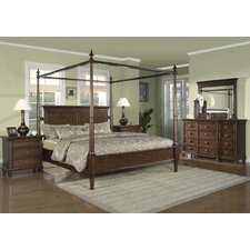 Hathaway Four Poster Bedroom Collection