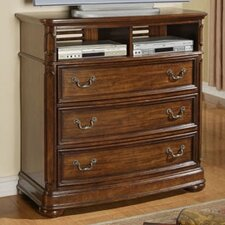 Avonlea 3 Drawer Media Chest