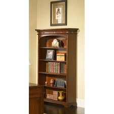 Shelby County Bookcase in Peppered Oak