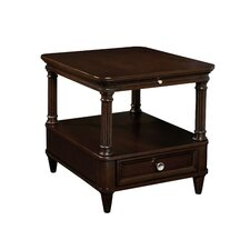 Tuxedo Park End Table