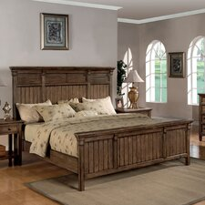 Newberry Panel Bedroom Collection