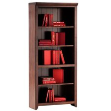 "<strong>Wynwood Furniture</strong> SBH Distressed 72"" Bookcase"