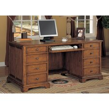 <strong>Wynwood Furniture</strong> Halton Hills Executive Desk