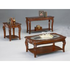 <strong>Wynwood Furniture</strong> Granada Coffee Table Set