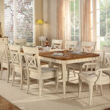 Garden Walk 9 Piece Dining Set