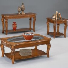 <strong>Wynwood Furniture</strong> Cordoba Coffee Table Set