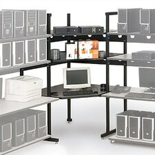 <strong>Kendall Howard</strong> 4 Post LAN Rack Bundle - Corner Rack