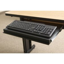 Advanced Classroom Training Table Keyboard Tray