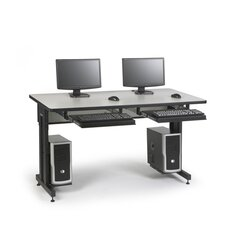"60"" x 24"" Advanced Classroom Training Table"