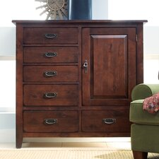 Stonewater 6 Drawer Gentleman's Chest