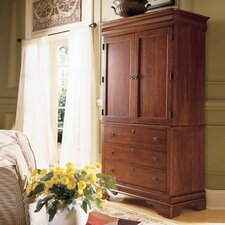 <strong>Kincaid</strong> Chateau Royal Armoire