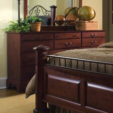<strong>Kincaid</strong> Brookside Ten Drawer Dresser