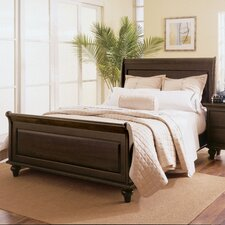 Somerset Sleigh Bed