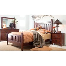 Stonewater Slat Bedroom Collection