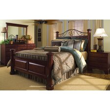 Brookside Meadowview Panel Bed