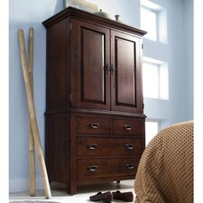 <strong>Kincaid</strong> Stonewater Four Drawer Armoire
