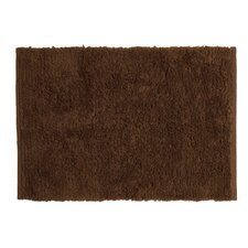 Oh So Shaggy Chocolate Truffle Rug