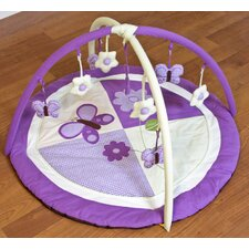 Lavender Butterfly Play Gym