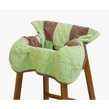 Sweet Pea Grocery Cart / High Chair Cover