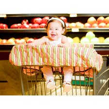 <strong>Pam Grace Creations</strong> Grocery Cart / High Chair Cover