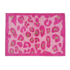 <strong>Pam Grace Creations</strong> Tabby Cheetah Kids Rug