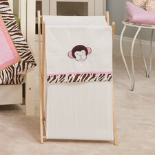 Jolly Molly Monkey Laundry Hamper