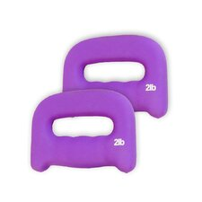 D Shaped Walking Dumbbells (Set of 2)