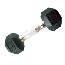 Coated Cast Iron Dumbbell