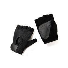<strong>Cap Barbell</strong> Mesh Weight Lifting Gloves