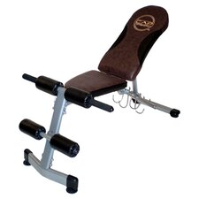 <strong>Cap Barbell</strong> Fitness Adjustable Utility Bench