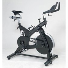 <strong>Yukon Fitness</strong> Higol Pro Stationary Indoor Cycling Bike