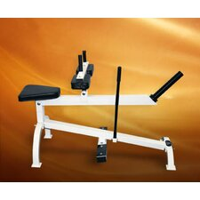 <strong>Yukon Fitness</strong> Commercial Seated Calf Machine