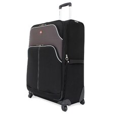 "28"" Soft-Sided Spinner Suitcase"