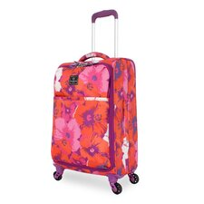 """French West Indies 20"""" Carry-On Spinner Suitcase"""