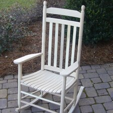 <strong>Dixie Seating Company</strong> Adult Indoor/Outdoor Rocking Chair (RTA)