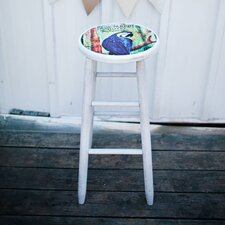 "Coastal 30"" Counter Stool"